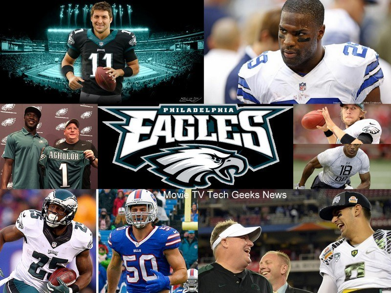 Philadelphia Eagles 2015 NFL Draft & Offseason Recap - Movie TV Tech ...