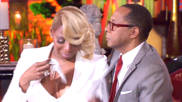 real housewives of atlanta nene leakes mental breakdown reunion 2015