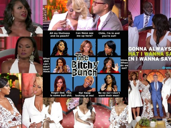 real housewvies of atlanta season 5 reunion 2 2015 images