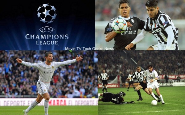 real madrid vs juventus semis champions league 2015 images