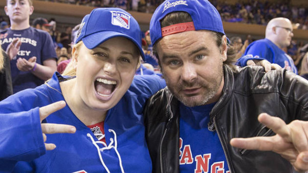 rebel wilson with mickey gooch jr 2015 gossip