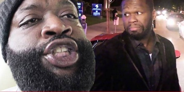 rick ross 50 cent lawsuit gets hot 2015 gossip