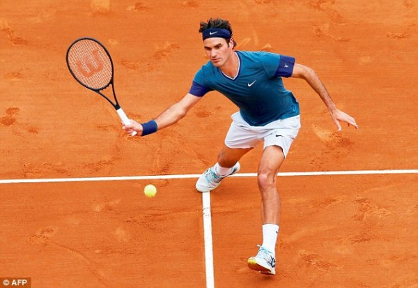 roger federer french open draw increases odd 2015