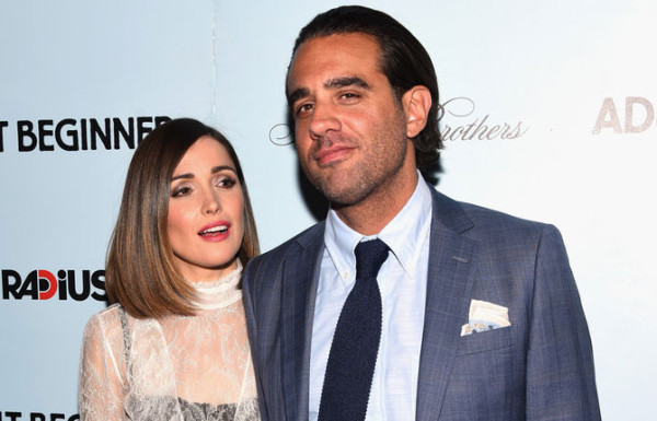 rose byrne with bobby cannavale bulge builder 2015 gossip