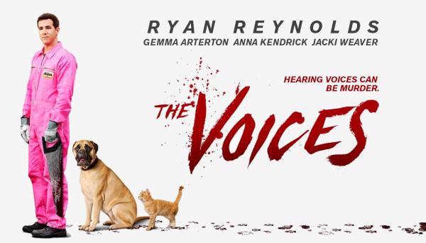 ryan reynolds the voices movie review 2015