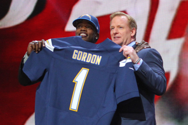 san diego chargers pick melvin gordon 2015 nfl draft