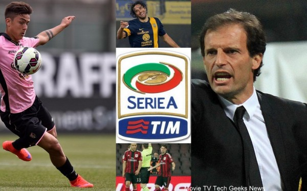 serie a soccer winners losers 2015 images