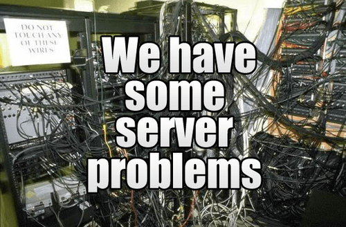 server problems to avoid 2015