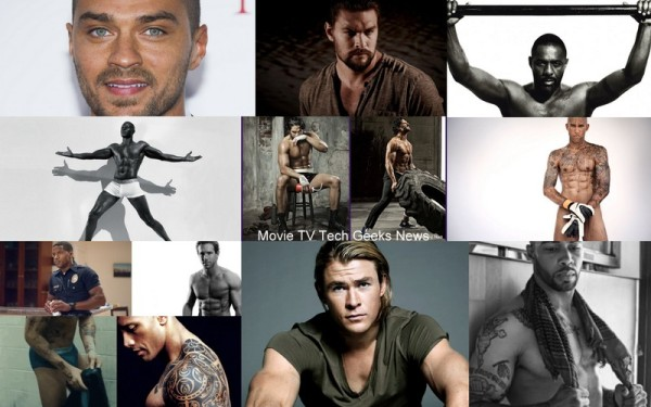 sexiest male celebrities 2015 images
