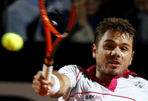 stan wawrinka at geneva open 2015
