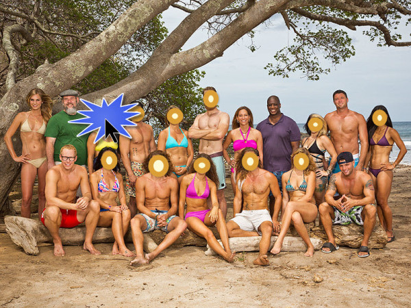 survivor cast images 2015 for ep 10 shirins voted out