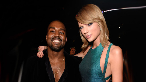 taylor swift kanye west album on hold 2015 gossip