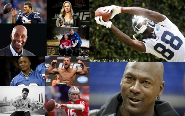 top 10 most inspiring athletes 2015 images