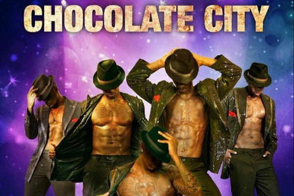 tyson beckford tatoo shirless for chocolate city movie 2015
