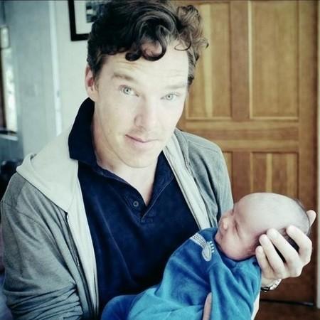 benedict cumberbatch baby born 2015 gossip