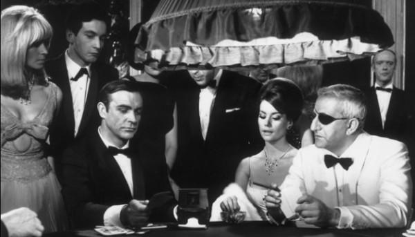 casinos in the movie james bond evolution 2015