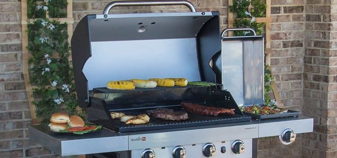 char broil grill cooking foods movie tv tech geeks