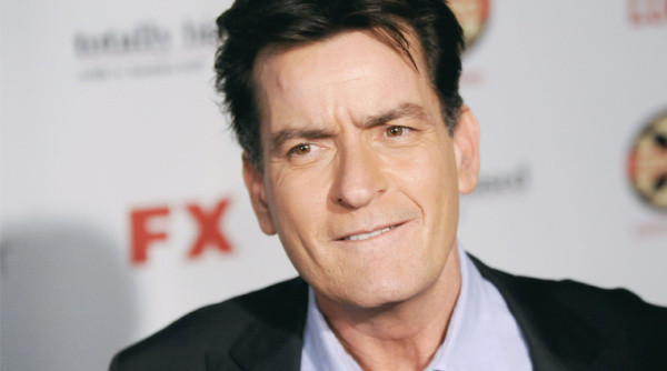 charlie sheen sick with food poisoning 2015 gossip