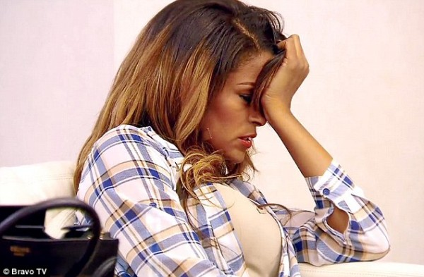 claudia jordan fired leaving real housewives of atlanta 2015 gossip