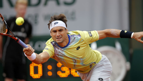 david ferrer french open loser 2015