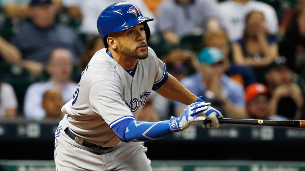 devon travis blue jays american league rookie of the year 2015 images