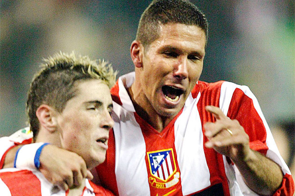 diego simeone most inspiring soccer players 2015