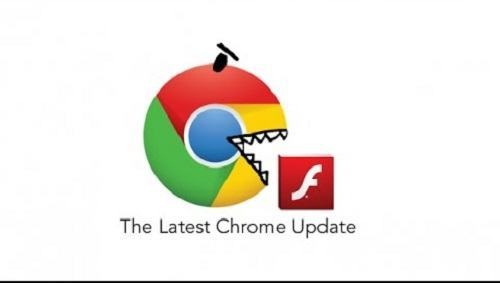 google chrome going after flash for users 2015