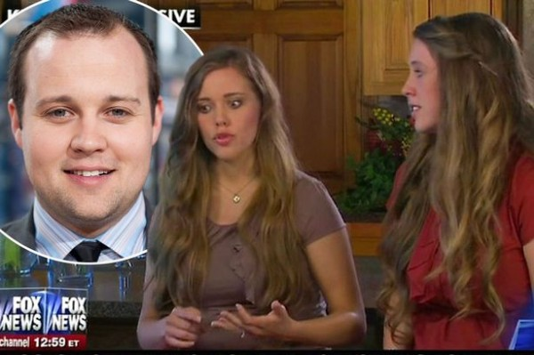 josh duggar sisters loved being molested by him on fox 2015