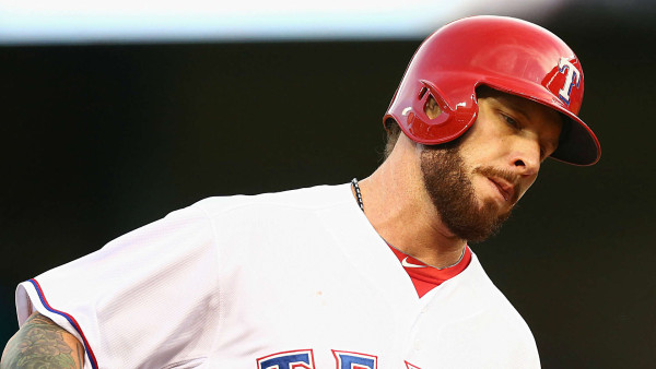 josh hamilton rangers top man winner american league mlb 2015