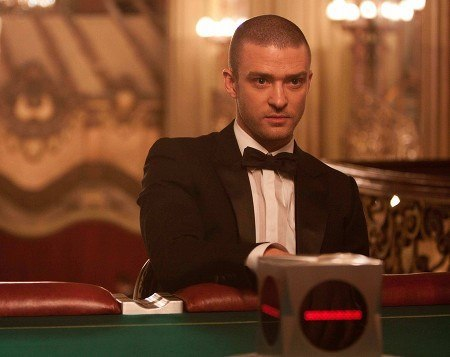 justin timberlake casino scene 2015