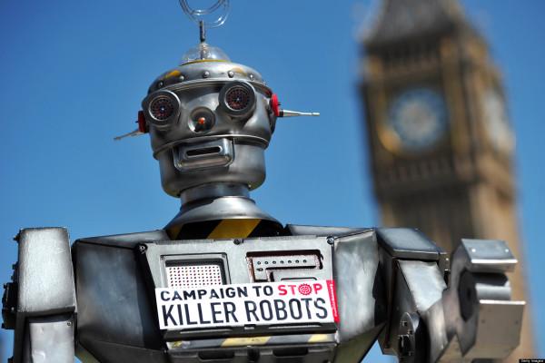 killer robots campaign 2015 images