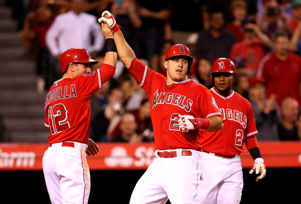 los angeles angels winners american league mlb 2015 week 8