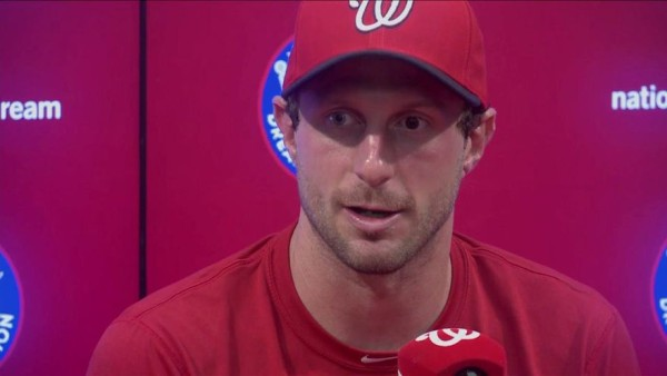 max scherzer nationals national league mlb winner 2015