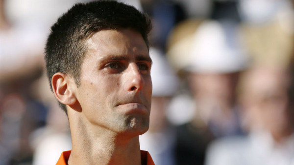novak djokovic not letting wawrinka loss slow him down 2015