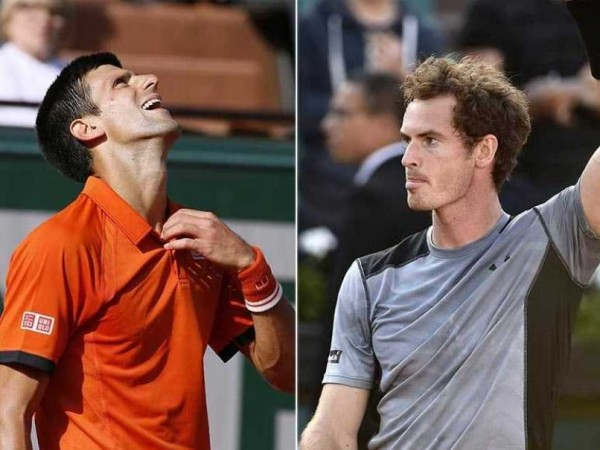 novak djokovic vs andy murray french open 2015