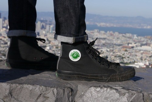pf flyers out hiking 2015