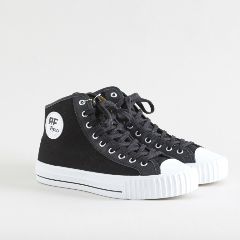 PF Flyers Made In USA white floor movie tv tech geeks
