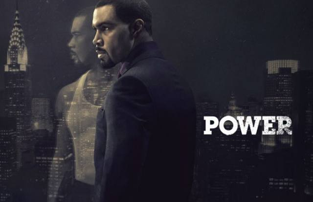 Power starz show season 2 poster 2015