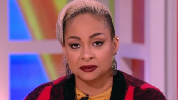 raven symone on the view 2015