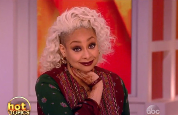 raven symone on the view co host 2015 gossip