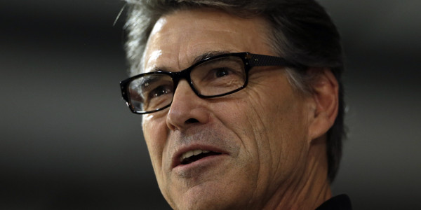 Rick Perry gives support for dylann roof