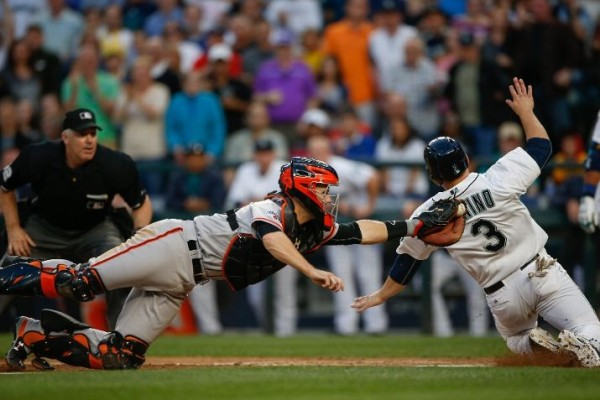 san francisco giants national league losers mlb week 10 2015