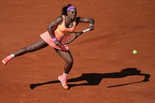 serena williams wins 2015 french open