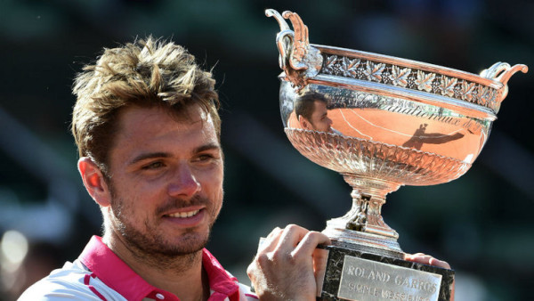 stan wawrinka knocks out holy trinity for french open title 2015