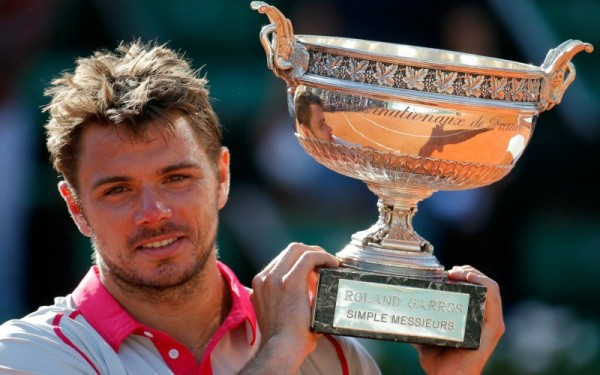 stan wawrinka french open winner 2015