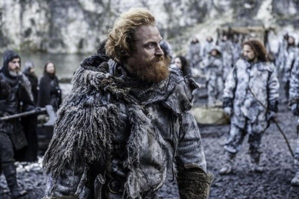 tormund killing lord of bones for jon snow game of thrones 2015v