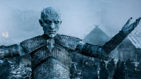 whitewalkers king game of thrones 508