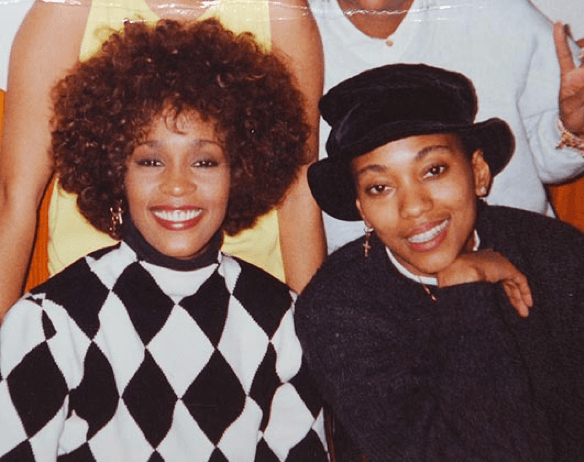 whitney houston with robyn crawford love 2015 gossip