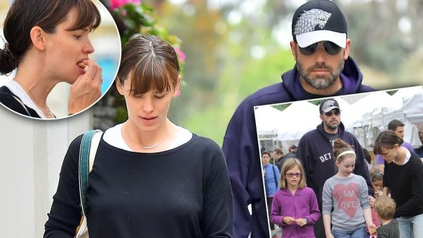 ben affleck jennifer garner final divorce 2015 gossip