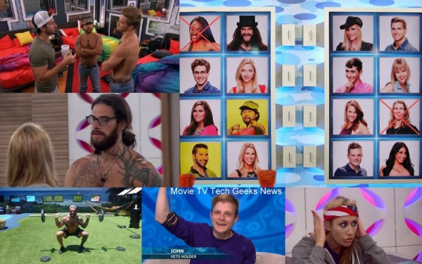 big brother 1710 recap images 2015 jeff james nominated